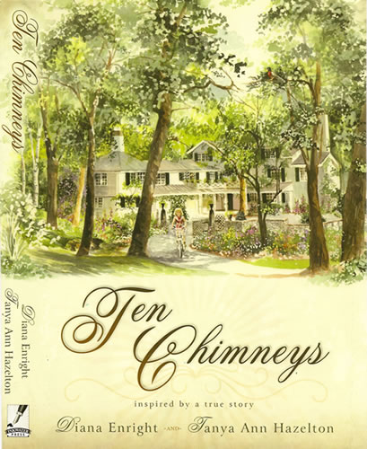 Cover of Ten Chimneys Novel