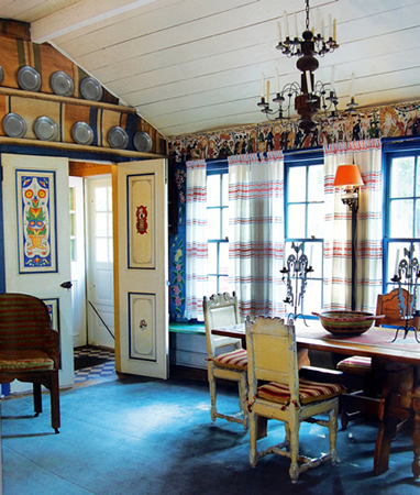 Images from Swedish Interiors